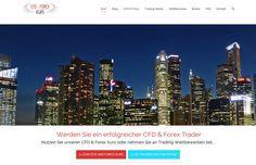 CFD-Forex-Kurs Seite mit Infos zum Handel mit CFDs und Forex... #cfdforexinfos #neueseite #cfdforexkurs