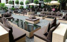 Bvlgari Milan Hotel | architetto Antonio Citterio & Partners | Lusso | Decorazioni  http://www.spazidilusso.it/gioiello-di-milano-bulgari-hotel/
