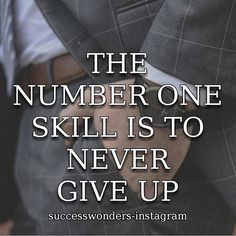 Those who achieve any level of SUCCESS in any ENDEAVOR know before they BEGIN QUITTING is not an option! #success #motivational #quotes #driven