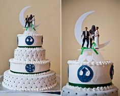 star wars wedding cake topper 9