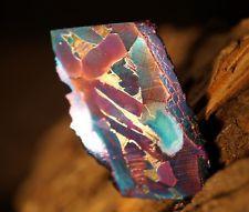 Meteorite Pallasite Seymchan slice Unusual Color Windmanstatten patterns