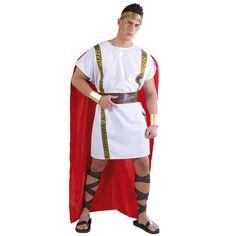 disfraz de romano para adulto ms
