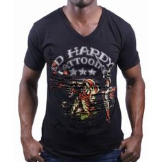 ED HARDY Christian Audigier Mountain V Neck Mens T-Shirt (Apparel)  http://www.amazon.com/dp/B007HQ5V36/?tag=goandtalk-20  B007HQ5V36