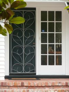Loving these Kiwi Made security / fly screen doors. http://www.doradoors.co.nz/adorable-doras/