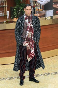 Yes, Chanel has menswear. Here are some of the standout looks your boyfriend would be ooh-ing and ah-ing over if he loved Chanel as much as you do. Chanel Men, High Fashion, Mens Fashion, Men's Collection, Business Women, What To Wear, Ready To Wear, Boyfriend, Menswear