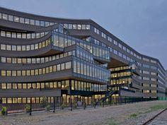 he Pushed Slab complete por MVRDV via Espacios Architecture & Design