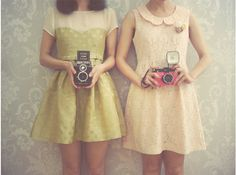 Girls with cameras rock