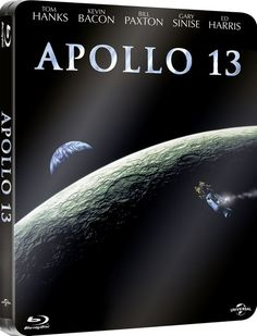 *Apollo 13 - 20th Anniversary - Zavvi Exclusive Limited Edition Steelbook (Includes UltraViolet Copy), incluye audio y subs en español.