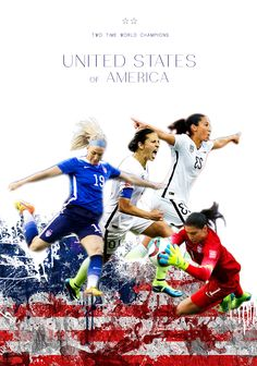 I love US women's soccer