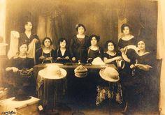 Sefaradların Şapkacı dükkanı, Rebeka Magriso İstanbul