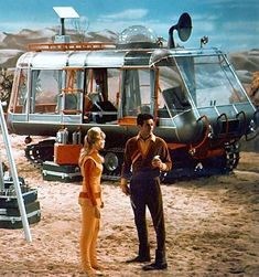 Lost In Space - Chariot. Thought this was so cool when I was a Kid, and still do!