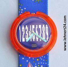 POP Swatch Sputnik PWR106