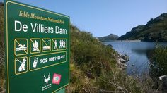De Villiers Dam (first of five dams on Table Mountain). Photo by Willem Breyl Table Mountain, Most Beautiful Cities, Cape Town, National Parks, City, World, Travel, Viajes, Cities