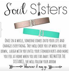 Soul sister....