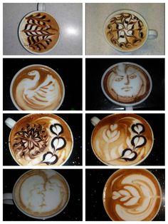 #latte LatteArt