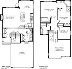 Kristana Model Home Floor Plan By Pacesetter Homes
