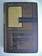 Life on The Mississippi, Mark Twain, First Edition WWW.JJAMESAUCTIONS.COM