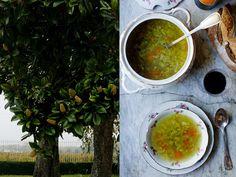 Mimi Thorisson, soupe de légumes (bouillon)