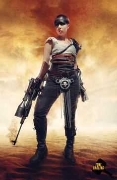 Cool Cosplay: Imperator Furiosa | Live for Films