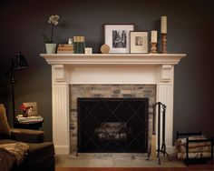 Enchanting Fireplace Mantel Designs Image With Small Living Room Designs And Brick Fireplace Makeover Also Wall Candle Holders Modern Traditional Family Rooms, Home Fireplace, Fireplace Design, Family Room, Fireplace Mantel Designs, Fireplace Mantel Decor, Traditional Fireplace, Traditional Design Living Room, Fireplace Remodel