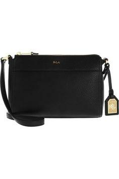 aff10df23b5a Ralph Lauren Lauren Ralph Lauren Shoulder Bag - Brooklyn Crossbody  Camel -  in - Shoulder Bag for ladies