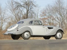 1939 BMW 327/28 Coupe
