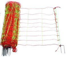 Filet de clôture électrique avec fils verticaux rigide Patura ...