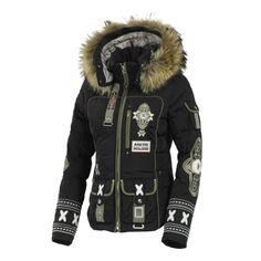 Veste de ski femme fashion