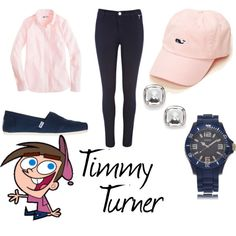 The Timmy Turner Look