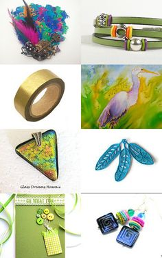 Mardi Gras Ready!  by Contina Hope on Etsy--Pinned with TreasuryPin.com