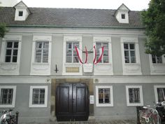 Haydn lived and died here in Vienna.