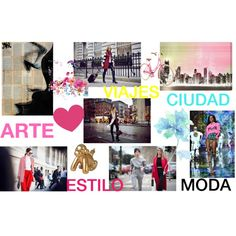 LIFE by sol-g-rosas on Polyvore featuring moda, Tattly, Oliver Gal Artist Co., Victoria's Secret and H&M