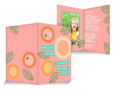 Sonnenblumen Einladungskarten Kindergeburtstag