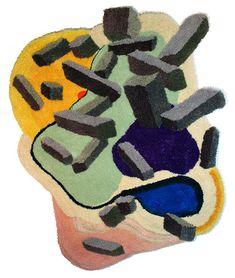 Rugs by Jonathan Josefsson