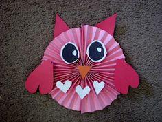 1000 images about au fil de l 39 ann e scolaire on pinterest - Pinterest st valentin bricolage ...