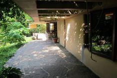 PA - Mill Run: Fallingwater - Guest House trellis