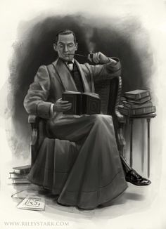 """""""I am an omnivorous reader with a strangely retentive memory for trifles."""" - Sherlock Holmes"""