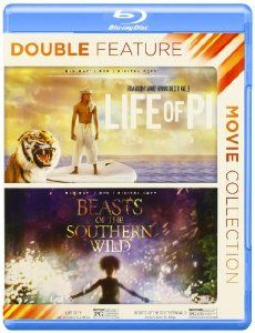 Amazon.com: Beast of the Southern Wild / Life of Pi [Blu-ray]: Dwight Henry, Levy Easterly, Quvenzhane Wallis: Movies & TV