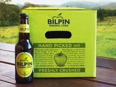 bilpin cider co. on Behance