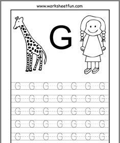Letter D Worksheet, Alphabet Writing Worksheets, Letter Worksheets For Preschool, Kindergarten Math Worksheets, Free Preschool, Alphabet Worksheets, Preschool Lessons, Preschool Activities, Alphabet Tracing