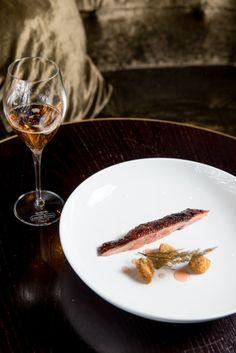 Laurent Perrier launches the 2004 Alexandra Grande Cuvée Rosé at Sepia restaurant - Vogue Living
