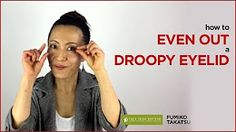 exercises for droopy eyelids - YouTube