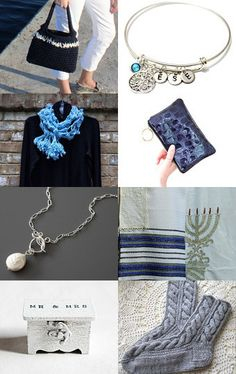 Holiday Shopping by carole on Etsy--Pinned with TreasuryPin.com