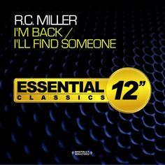 R.C. Miller - I'm Back / I'll Find Someone