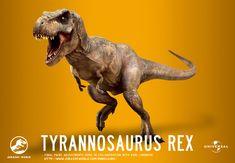 Jurassic World Promotional Work