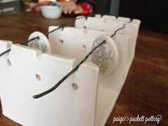 Love Sown: Making a Bead Tree for the Kiln