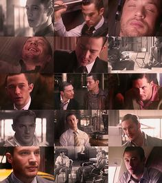 Inception Eames and Arthur