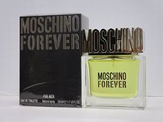 Moschino Forever Eau De Toilette Spray for Men 17 Ounce. This is surely a great product!