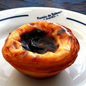 Portuguese Food - Pastel de Belém