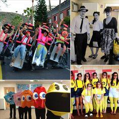 46 Creative Homemade Group Costume Ideas